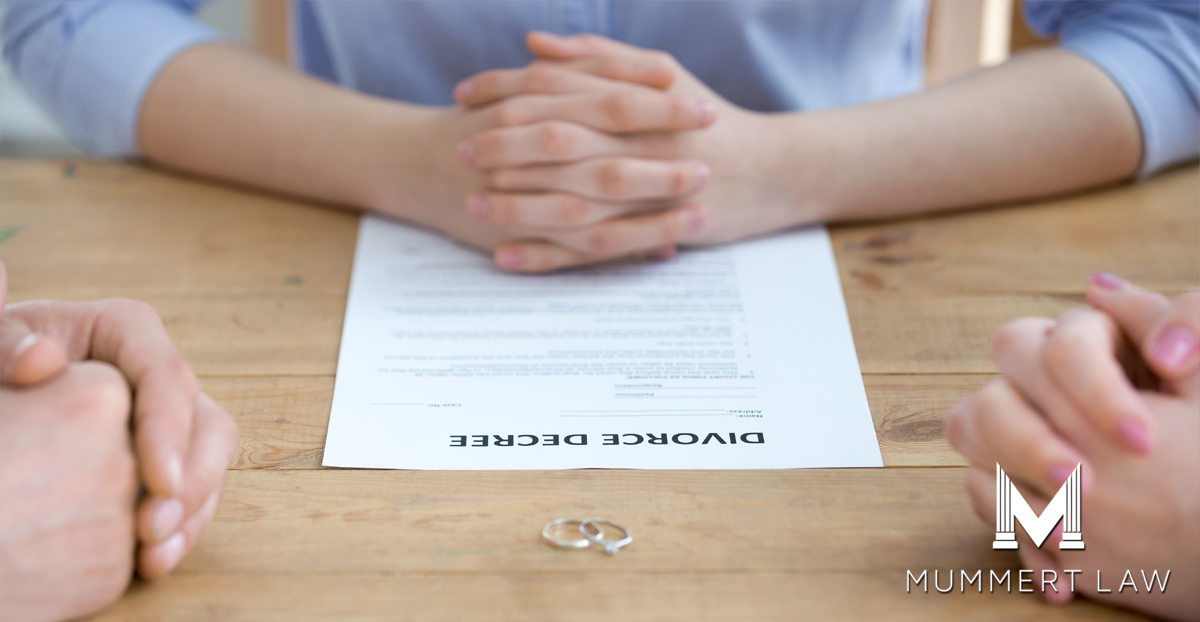 Five Reasons to Settle Your Divorce Through Mediation